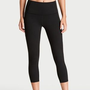 cropped victoria sport leggings